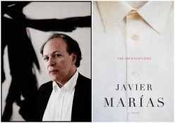 'The Infatuations' by Spanish novelist Javier Marias