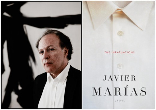Spanish author, Javier Marias and his bestselling novel, 'The Infatuations.'
