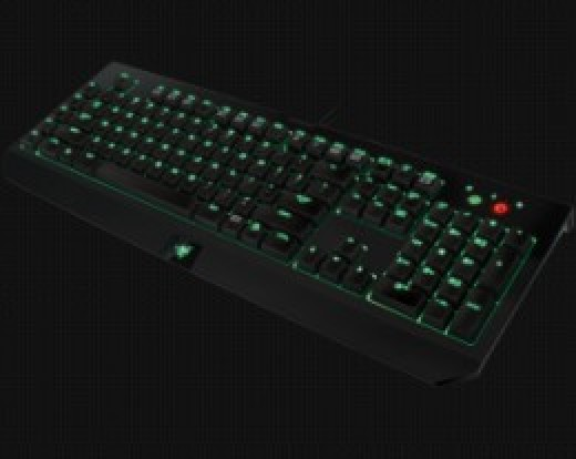The BlackWidow ultimate is a favorite of gamers, but ultimately may not be ideal if used in an office setting.