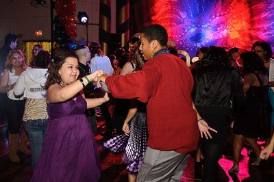 Yes, a teen dance really can be this fun!