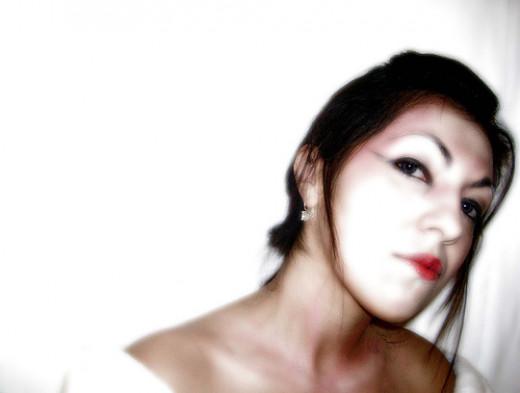 Kabuki me from Jessica Alvarez  flickr.com