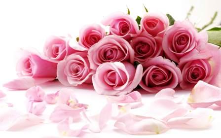 Tesa Guevara's Bouquet of Roses