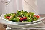 Make good choices with healthy, low calorie fruits, vegetables and fish.