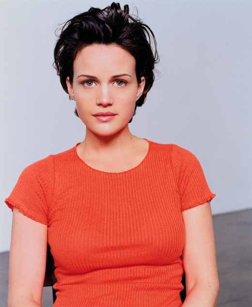 Carla Gugino courtesy of the LA Times