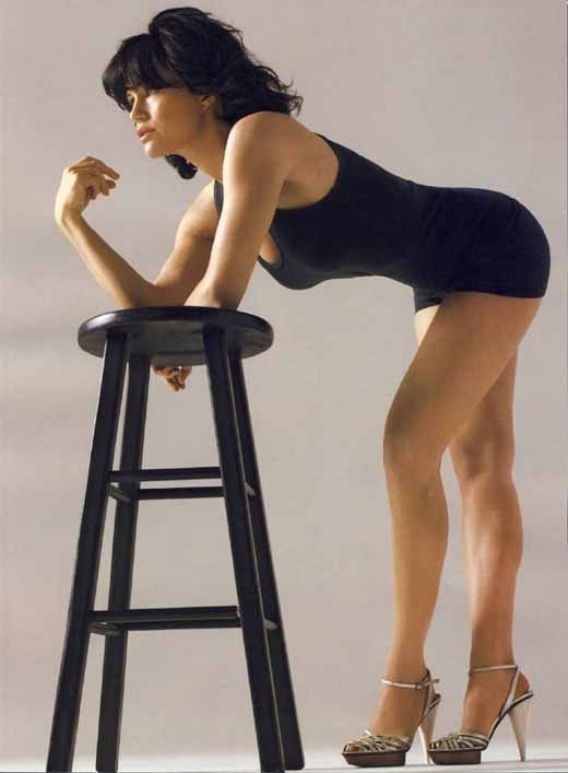 Carla Gugino from Women's Health Magazine