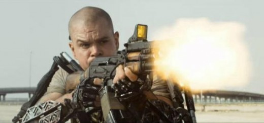 Matt Damon stars as Max, a man in the future who is committed to saving the downtrodden on Earth by giving them access to Elysium, a space station with medical advancements that can cure all ailments