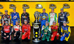 The First Annual NASCAR Driver Draft