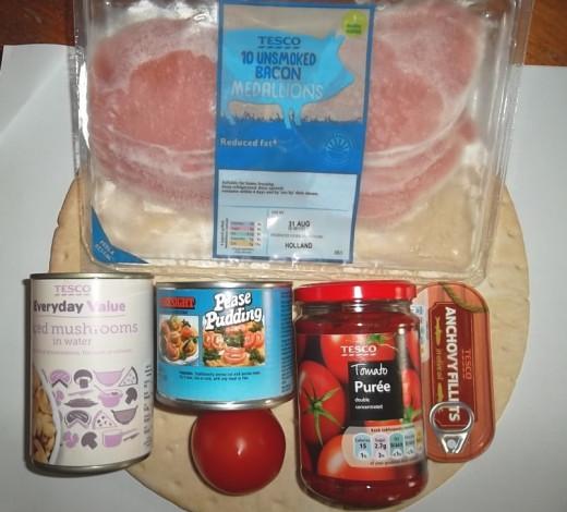 Easy to buy ingredients