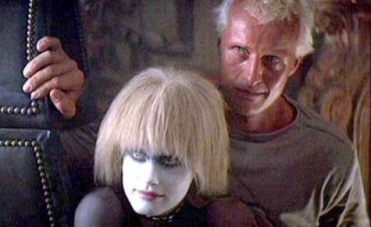Roy Batty and Pris