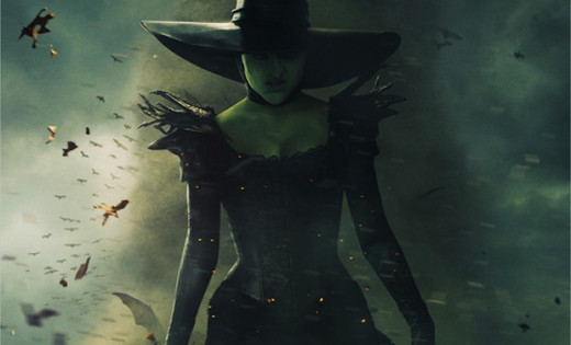"Mila Kunis as Theodora/The Wicked Witch of the West in ""Oz the Great and Powerful"""