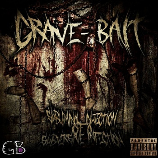 Grave-Bait's latest EP. Get it while it's hot!