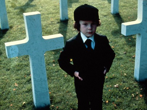 Damien from The Omen