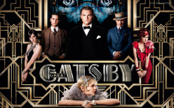 "Have you seen the movie the ""Great Gatsby"" yet?"