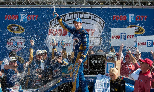 Keselowski has won at Bristol twice before. Can he make it three on Saturday?