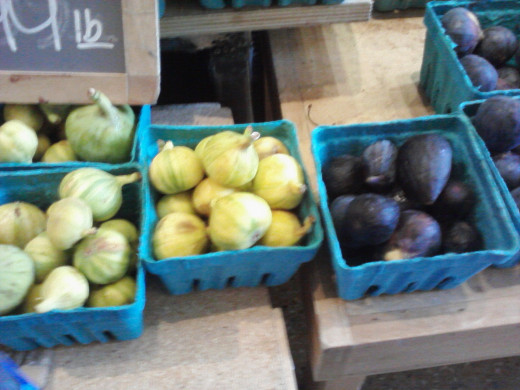 Black Mission & Calimyrna Fig varieties