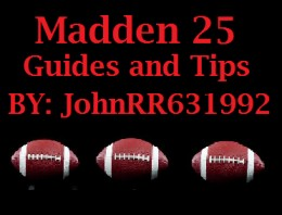 Madden 25 Guides and Tips