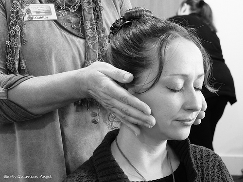Healing Hands from Brian flickr.com