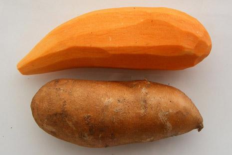 benefits of sweet potatoes