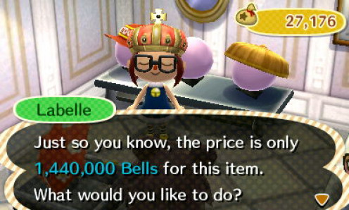 Shopping for accessories can be really... really expensive.