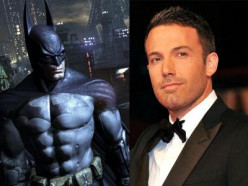 Ben Affleck is the next Batman.  How do you feel about that?