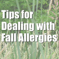 Tips for Dealing with Fall Allergies