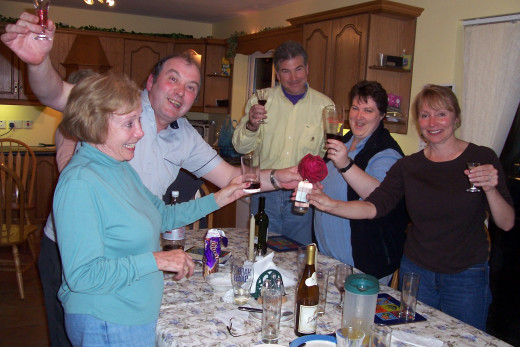 Gathering Around the Kitchen Table
