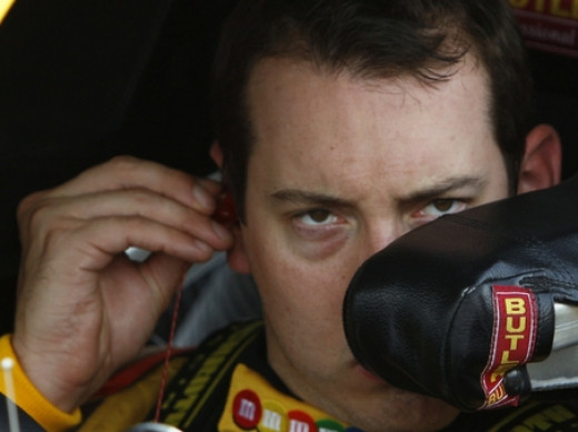 Kyle Busch isn't someone to target lightly on the race track