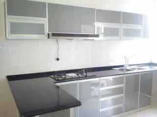 Alumital Kitchen Cupboard