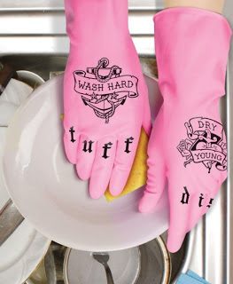 gloves for washing