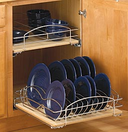 drawers for dishes
