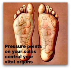 Benefits Of Foot Reflexology