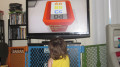 Education Via TV Can Work For Toddlers