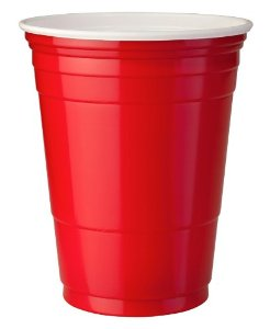 Choose Standard 16 ounce Red Solo Cup for Your Beer Pong Game