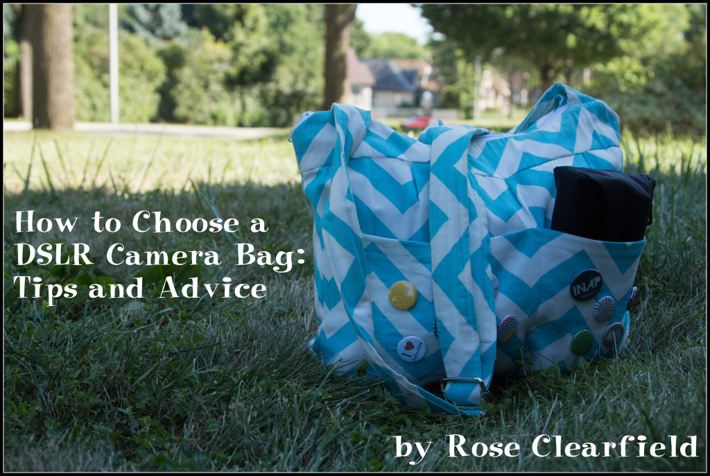 How to Choose a DSLR Camera Bag: Tips and Advice