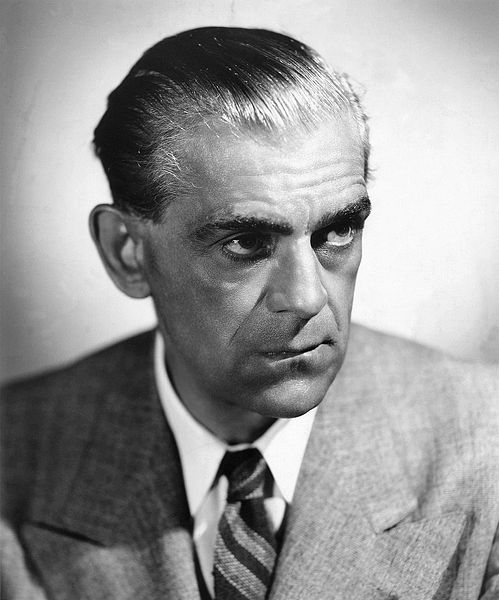 "Boris Karloff, 'The Grinch Who Stole Christmas"" voice."