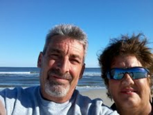 My wife and my dream and goal were to live at the Ocean.  Even though it took 30 years to fulfill that dream, we never gave up until we made that dream a reality.