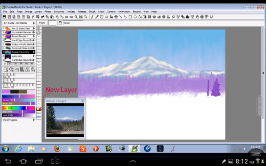 Adding the 2nd Layer of Trees