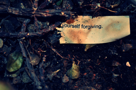 ...yourself forgiving from Ruby Babson  flickr.com