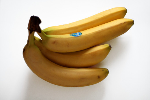 Bananas contain potassium, which helps lower blood pressure that can spike with stress.