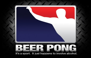 Beer Pong - Most Famous Drinking Game!
