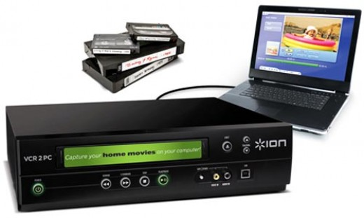 The ION VCR2PC