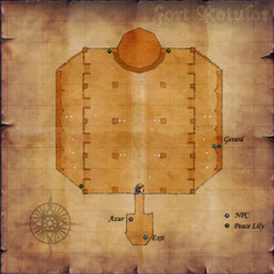 Forsaken World Instance Guide- Fort Rotulor