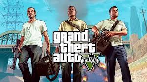 Grand Theft Auto 5 (Main Characters)