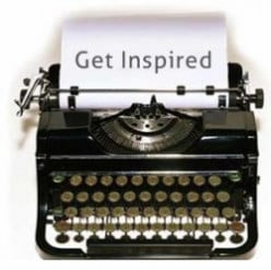 Online Writing and Where to Find Inspiration