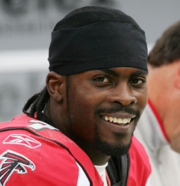 Are the so-called killer dog breeds born that way, or do they simply adopt the charming personalities of their owners? NFL quarterback and notorious convicted dog abuser Michael Vick pictured.