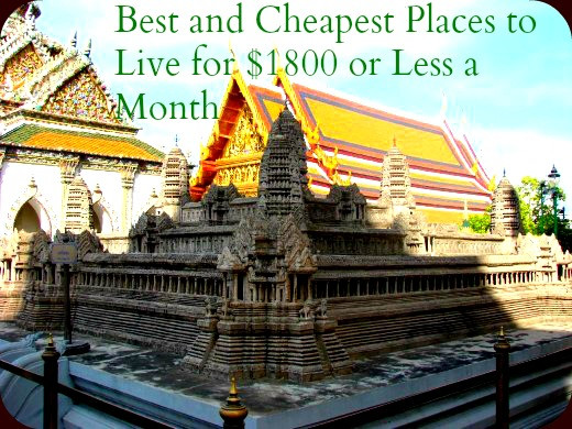 Best And Cheapest Places To Live For 1800 Or Less A Month