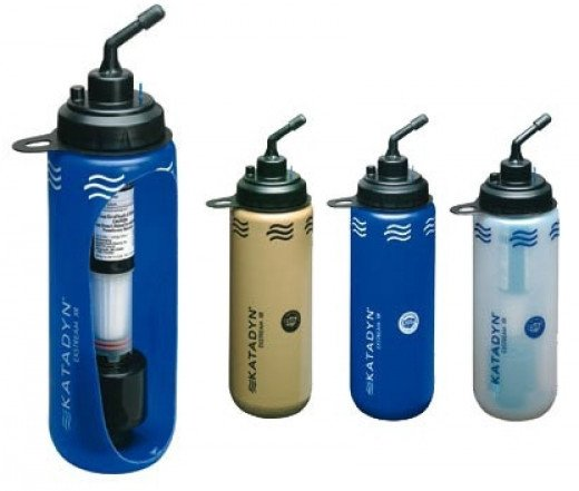 Katadyn Water Bottle Purifier