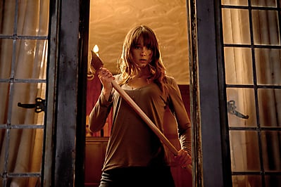 Sharni Vinson as Erin in You're Next