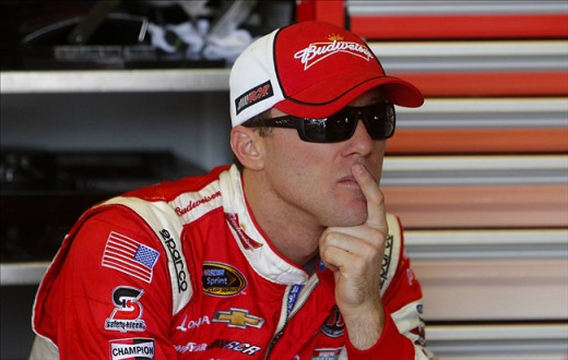 What does Harvick really think about teaming up with Kurt Busch full time?