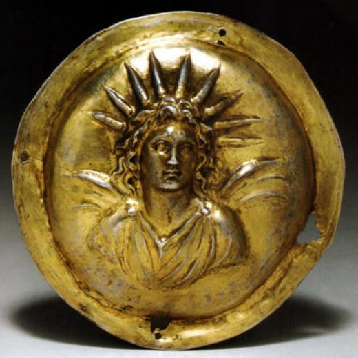 Apollo, the Golden god